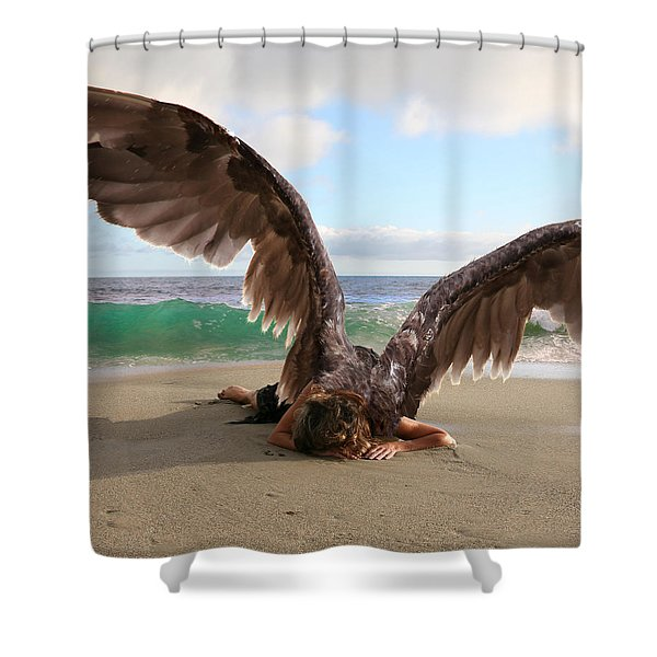 You Will Not All Sleep Shower Curtain