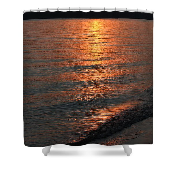 Your Moment Of Zen Shower Curtain