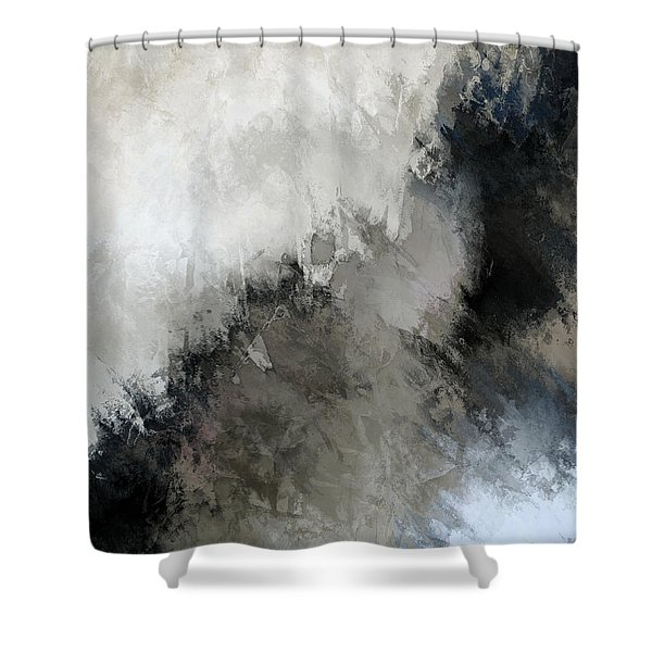 Z V Shower Curtain