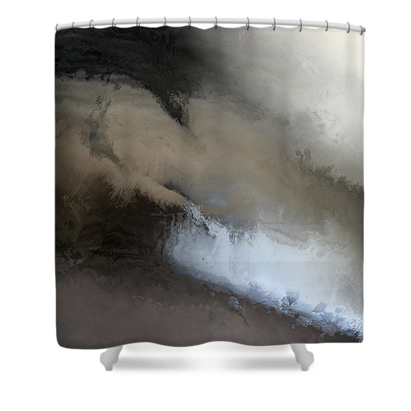 Z Vi Shower Curtain
