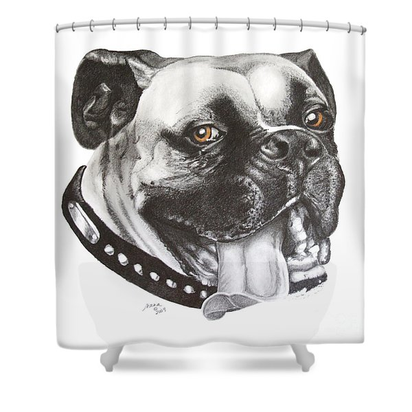 Jed Shower Curtain