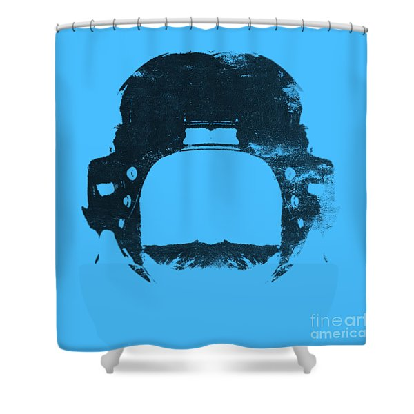 Tally Ho Shower Curtain