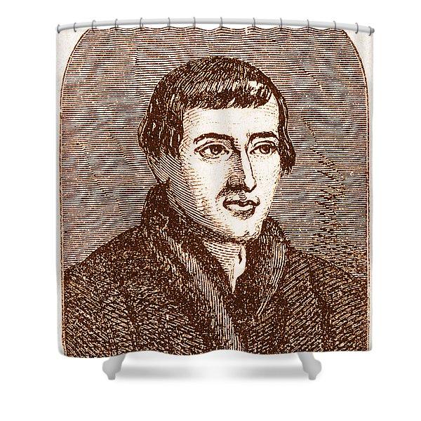 Nicolaus Copernicus, Polish Astronomer Shower Curtain