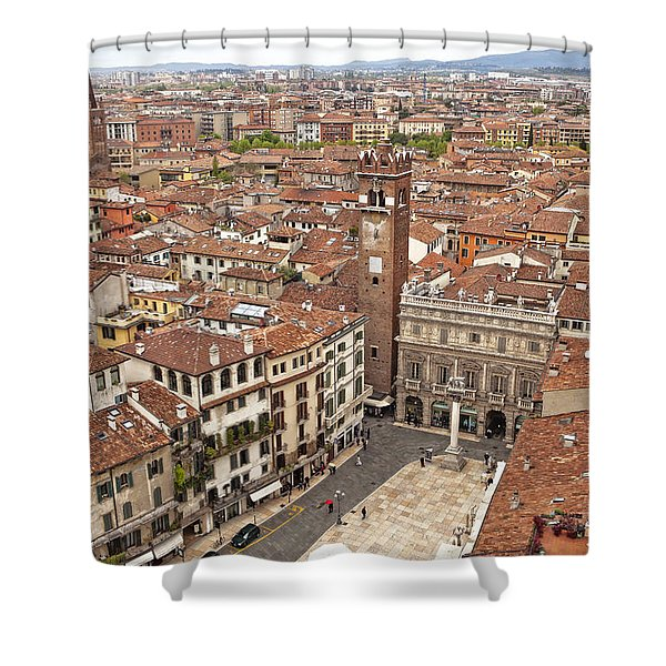 Verona Shower Curtain