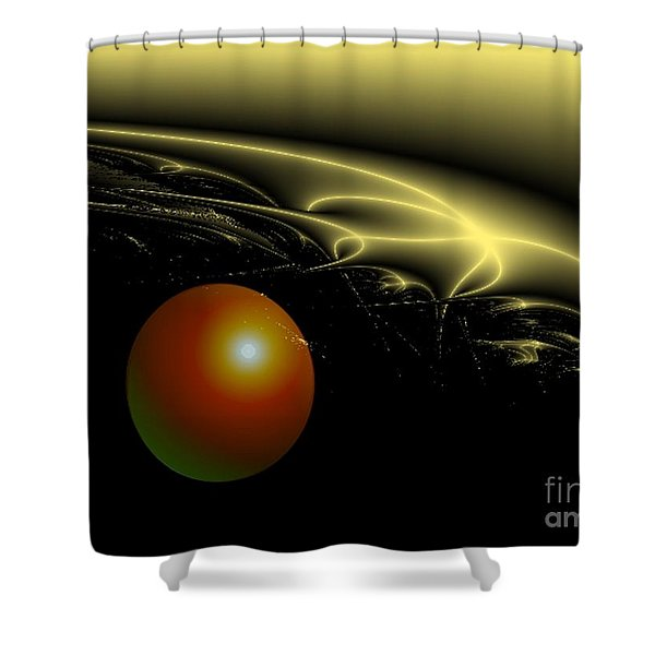 A Star Was Born, From The Serie Mystica Shower Curtain