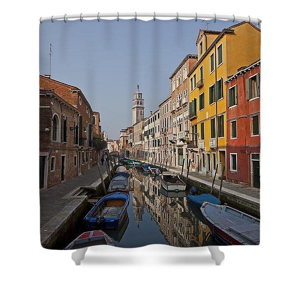 Venice - Italy Shower Curtain