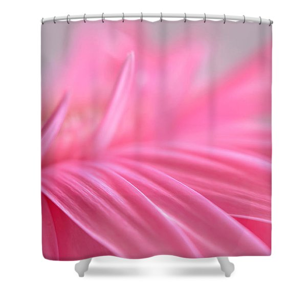 A Gentle Whisper Shower Curtain