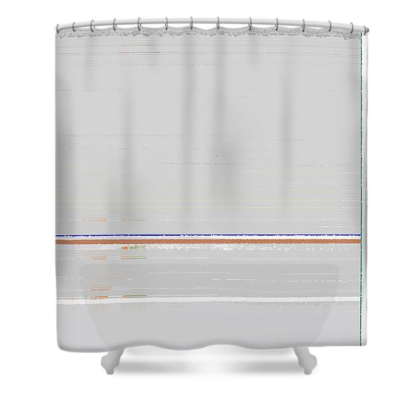 Abstract Surface 4 Shower Curtain