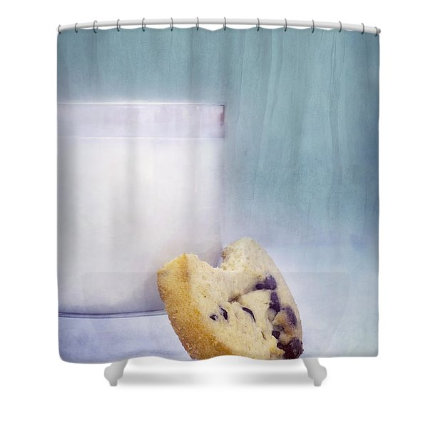 After School Snack Shower Curtain