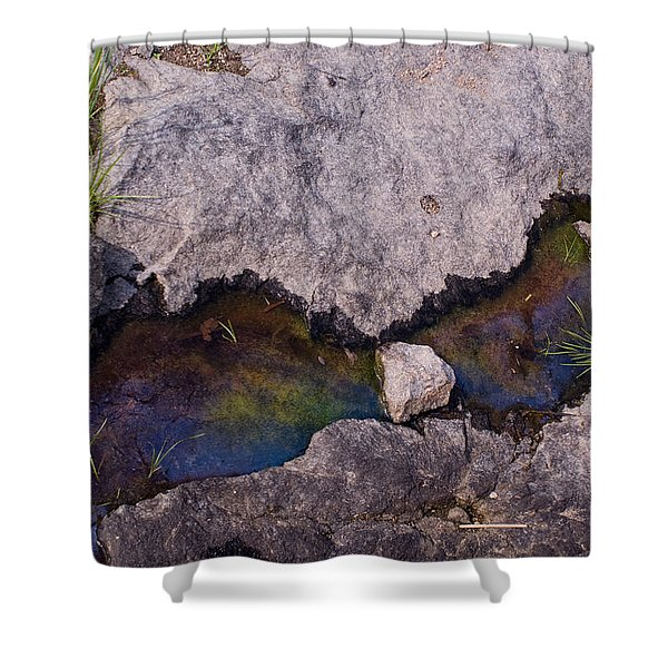 Another World V Shower Curtain