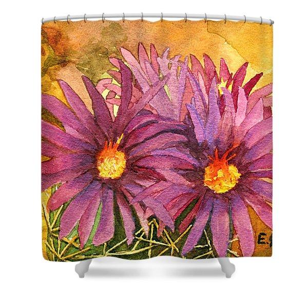 Arizona Pincushion  Shower Curtain