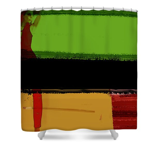 Art And Fashion Shower Curtain