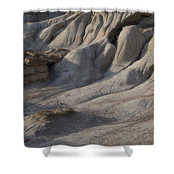 Badlands Alberta Shower Curtain