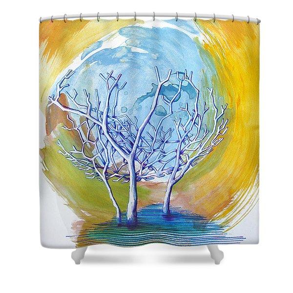 Beautiful On Purpose Shower Curtain