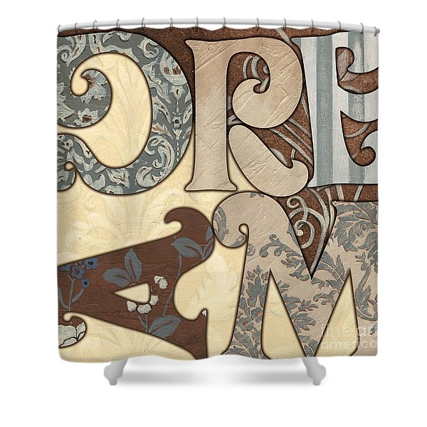 Bohemian Dream Shower Curtain
