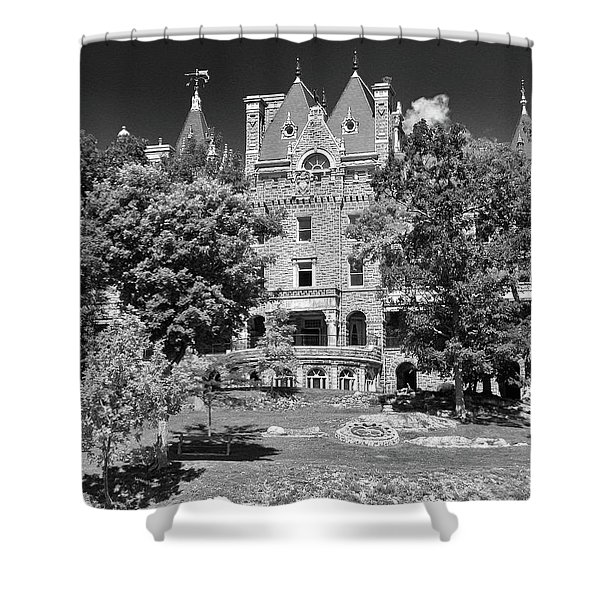 Boldt Castle 0152 Shower Curtain