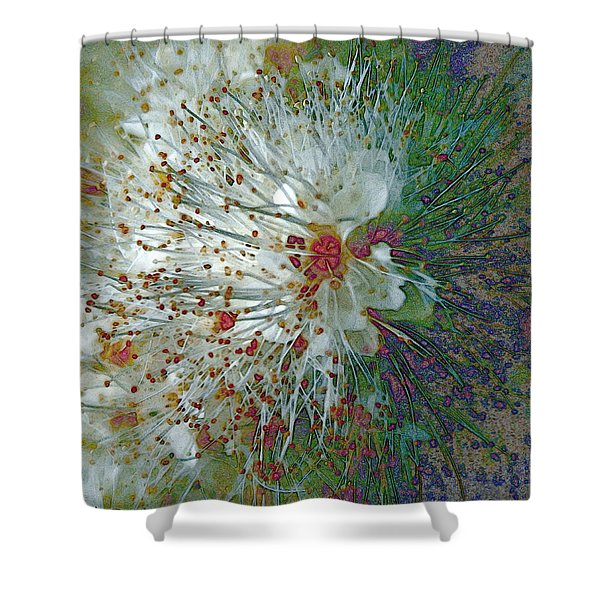 Bouquet Of Snowflakes Shower Curtain