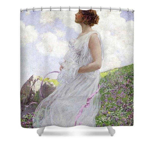 Calypso Shower Curtain