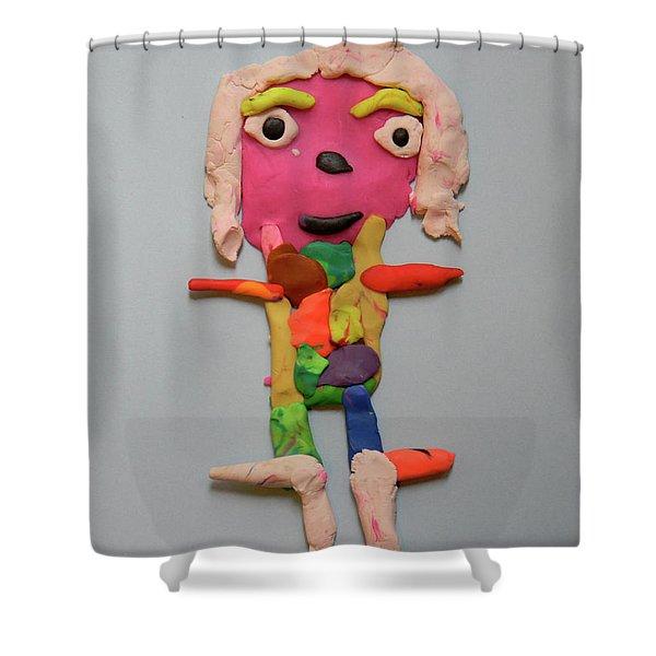 Caroline Shower Curtain