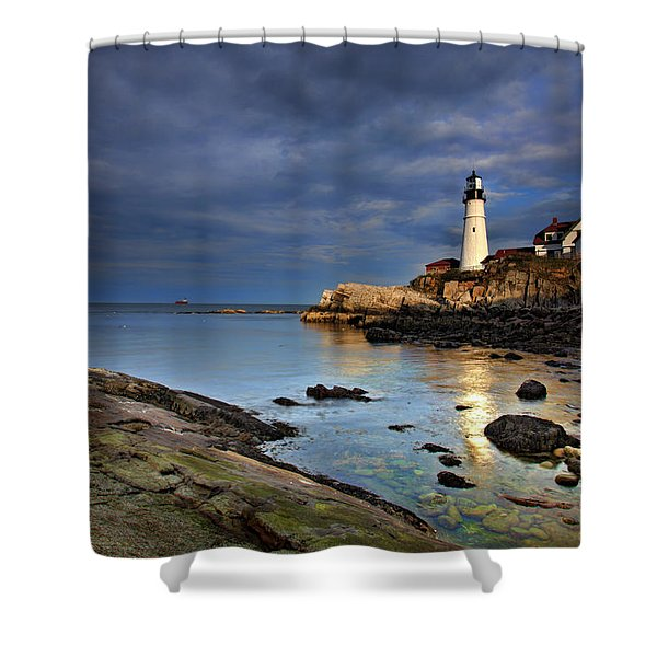Casco Reflections Shower Curtain