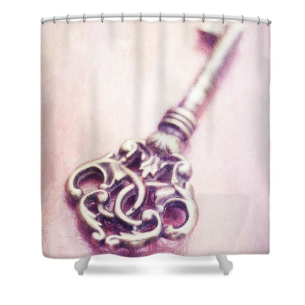 Cle Rose Shower Curtain