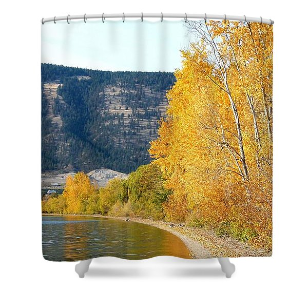 Country Color 6 Shower Curtain