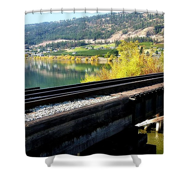 Country Color 7 Shower Curtain
