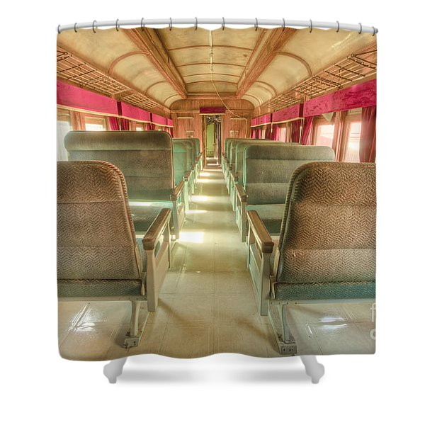 Daytripper Shower Curtain