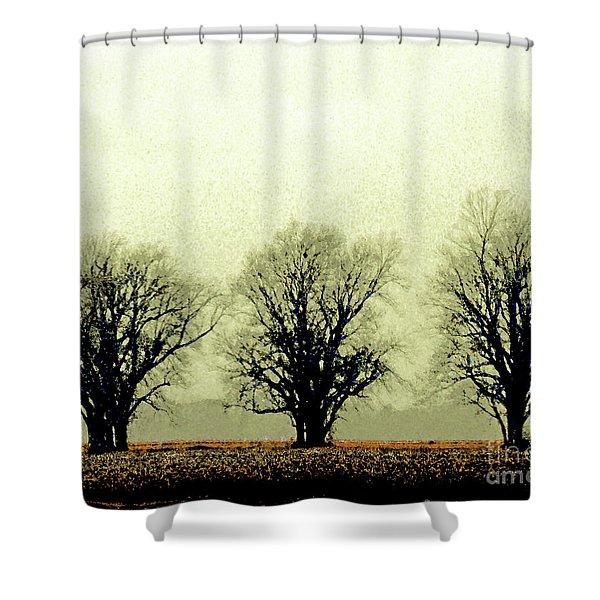Delta Dust Shower Curtain