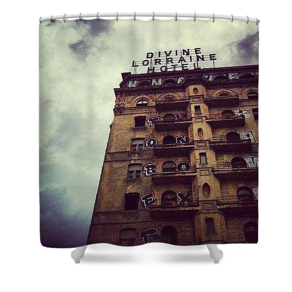 Divine Shower Curtain