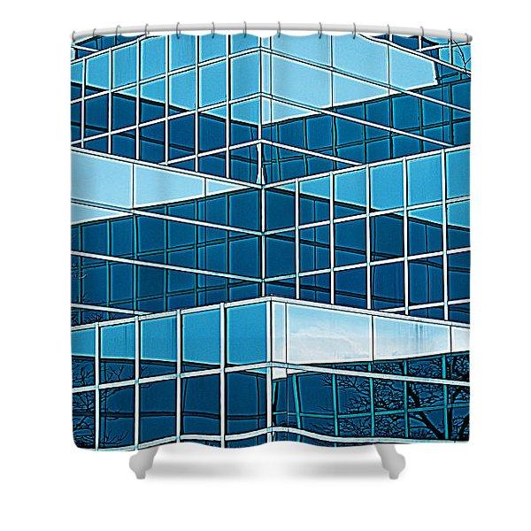Eastern Michigan University 1142 Shower Curtain