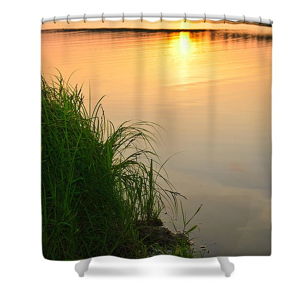 Farewell To The June Day Shower Curtain