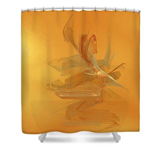 Feast Shower Curtain