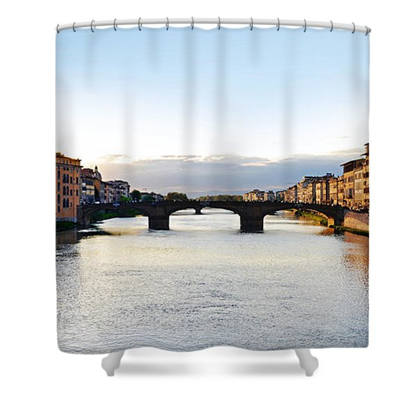 Firenze - Italia Shower Curtain
