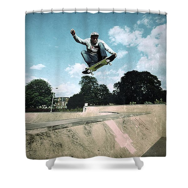 Fly High Shower Curtain