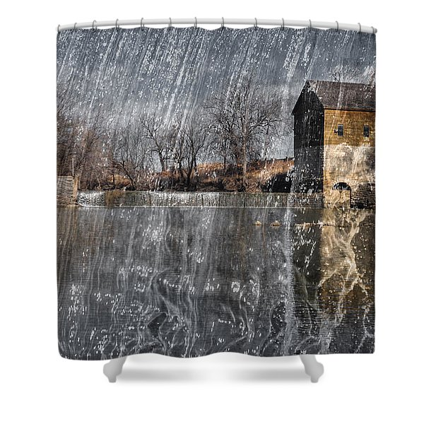 Fredonia Mill Shower Curtain