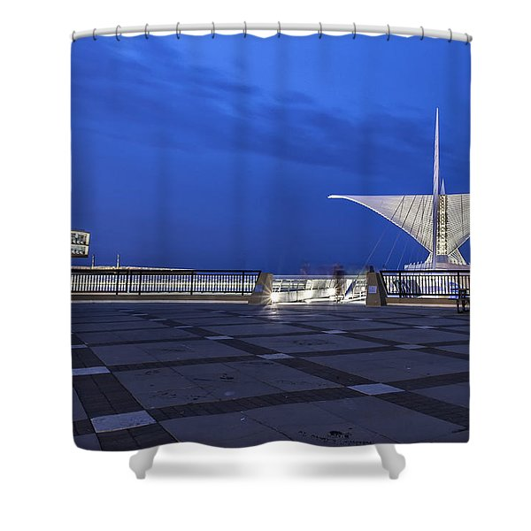 Ghosts And Art Shower Curtain