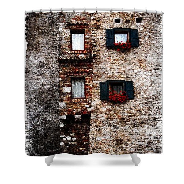 Grado 3 Shower Curtain