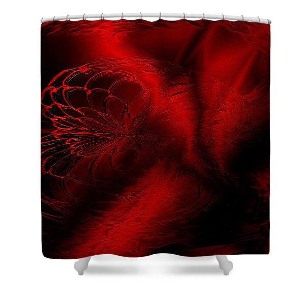 Her Lair Shower Curtain