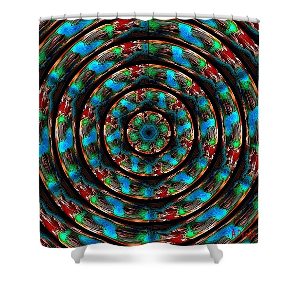 I Am Looking Through You Shower Curtain