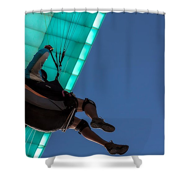 Icaro Shower Curtain