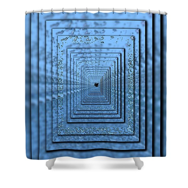 In The Eye Of The Storm 5 Shower Curtain