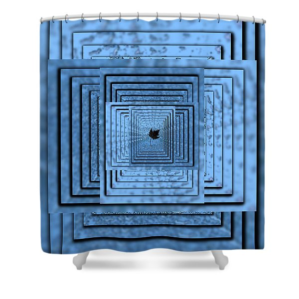 In The Eye Of The Storm 6 Shower Curtain