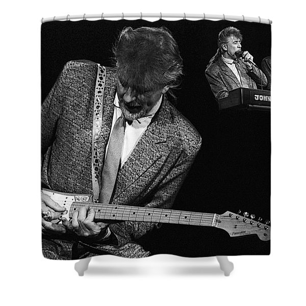 John Mayall Shower Curtain