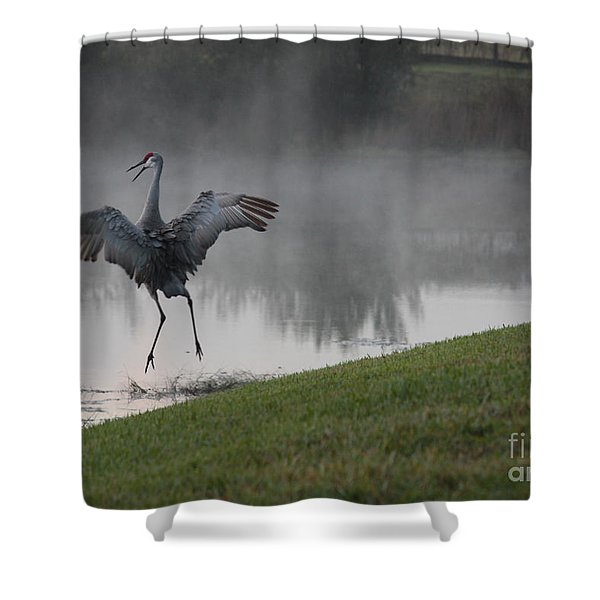 Jump For Joy Shower Curtain