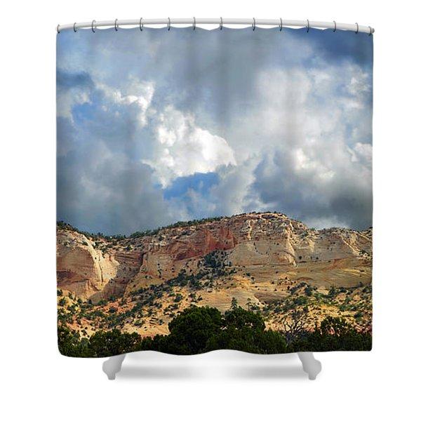 Kanab Utah Shower Curtain