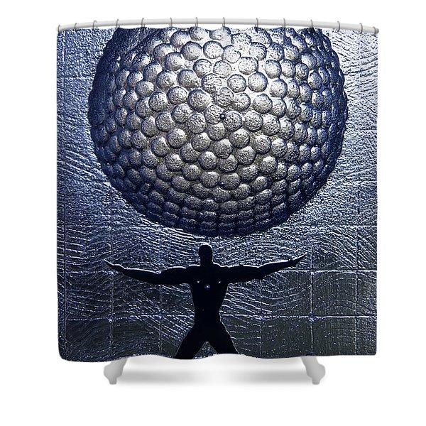 Kosta Universal Man Shower Curtain