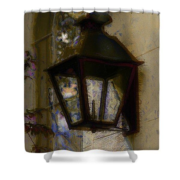 Lantern 11 Shower Curtain