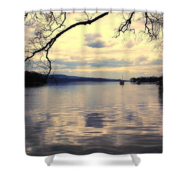 Loch Lommond Shower Curtain