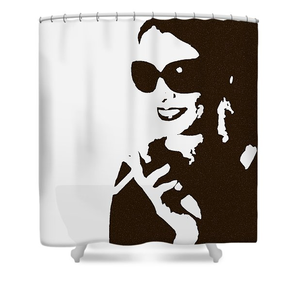 Lora Shower Curtain